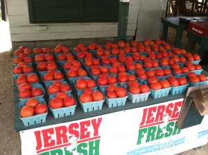 Jersey Tomatoes, nothing better!